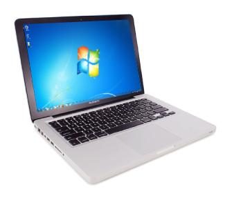 MacBook con Windows