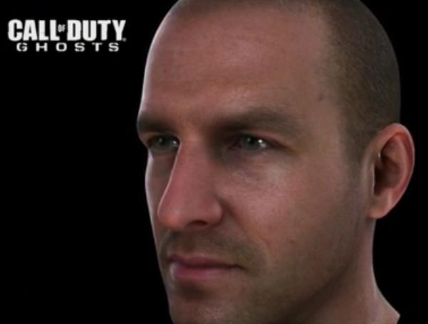 Nuevo modelado de personajes para Call of Duty Ghosts