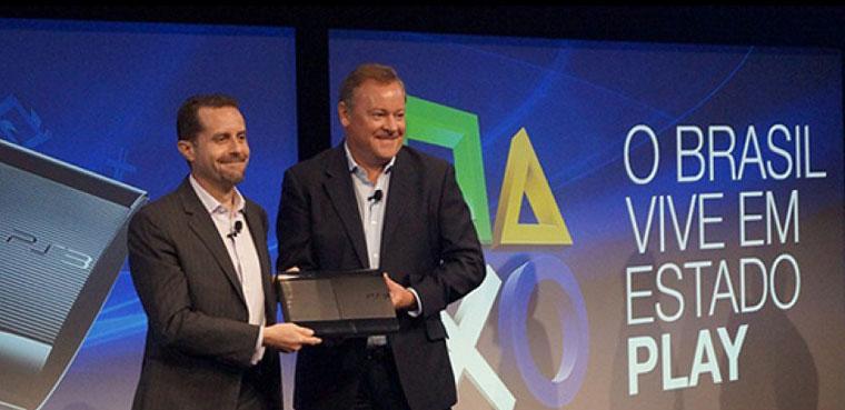 Sony anuncia que la PlayStation 3 comenzará a fabricarse en Brasil