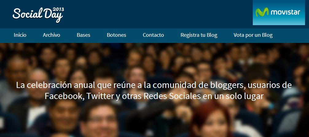 SocialDay Perú 2013