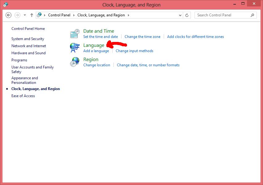 Poner Windows 8 en español - Paso 2