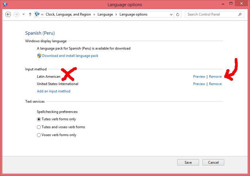 Poner Windows 8 en español - Paso 8.3