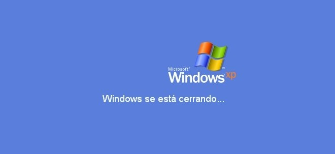 Windows se está cerrando