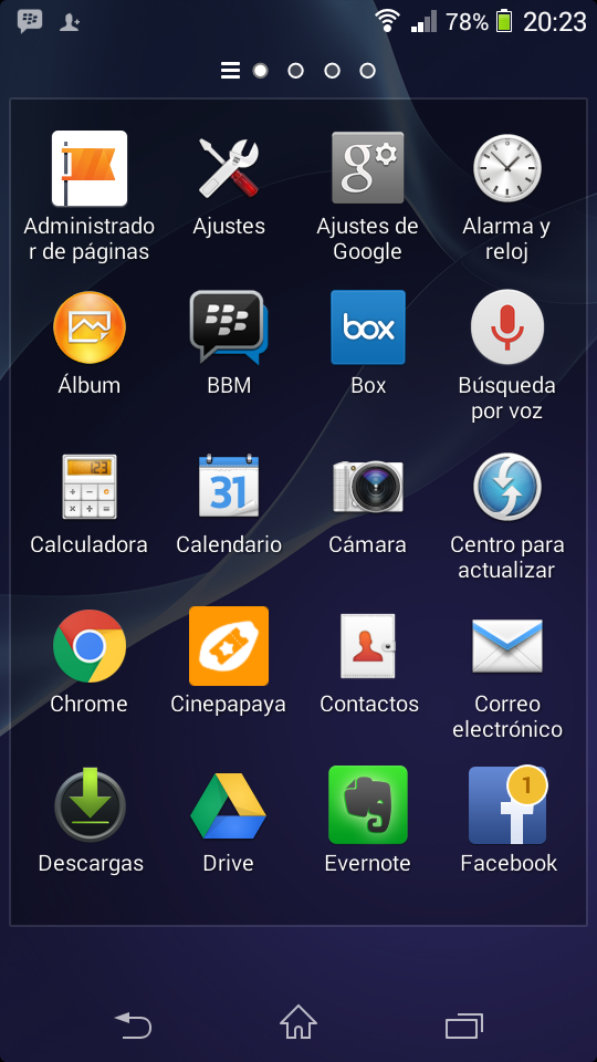 47595ee9927 Actualizado] Configura tu celular Android para usar la red 4G LTE ...