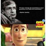 Stephen Hawking: Adiós vaquero