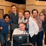 Stephen Hawking en The Big Bang Theory