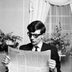 Stephen Hawking en los años 60