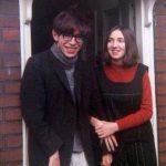 Stephen Hawking y Jane Wilde (1965)