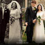 Stephen y Jane Hawking (real y película)