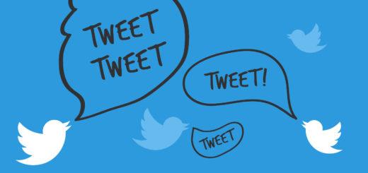 Un bit a la vez en Twitter
