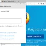 Eligiendo navegador predeterminado en Windows 10