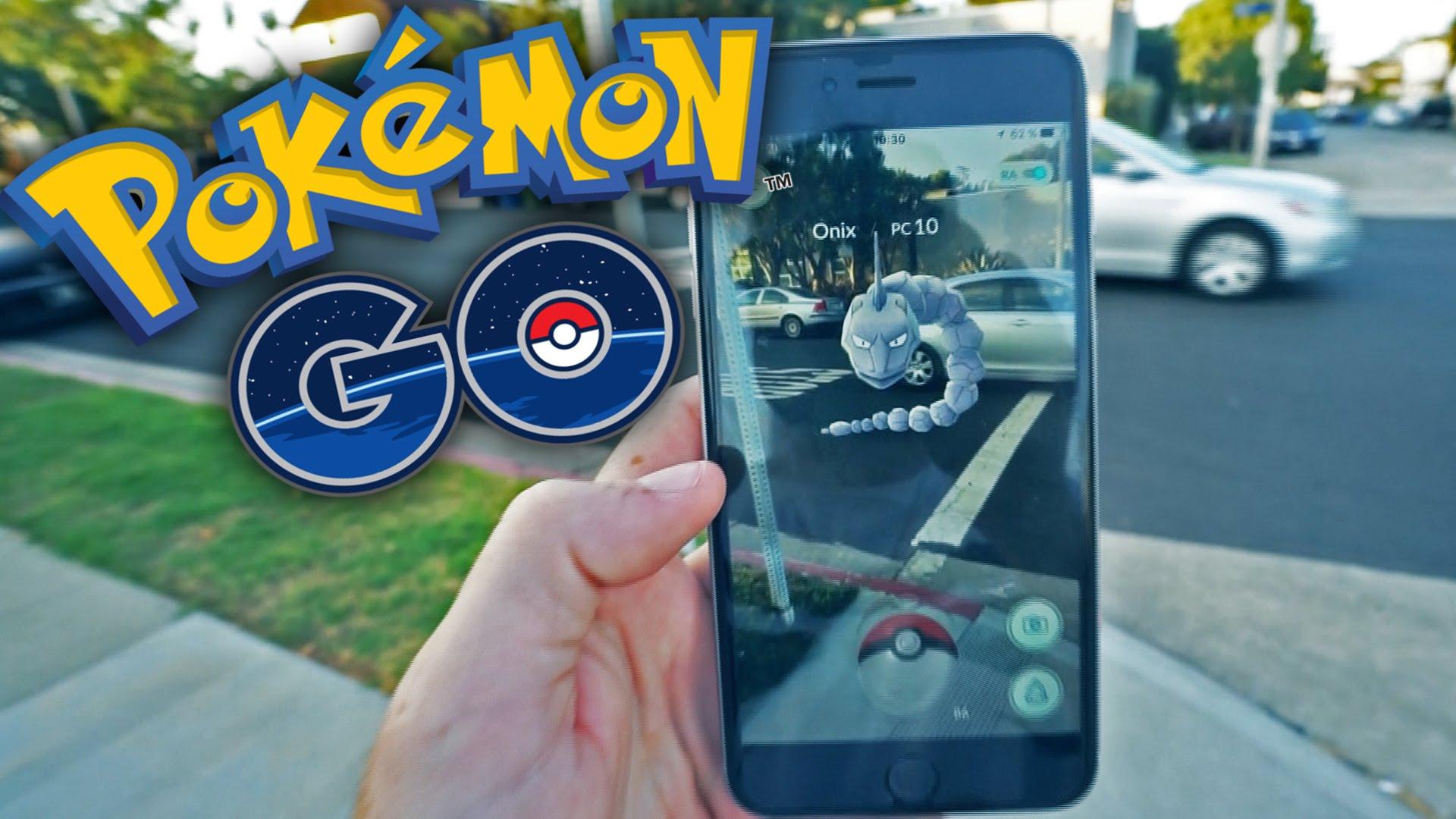 Pokémon GO (portada)