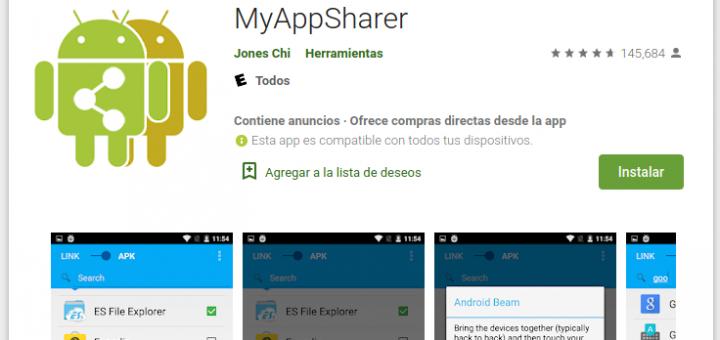 MyAppSharer (imagen de portada)
